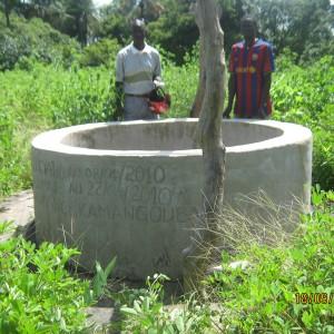 Puits de Kamangouba