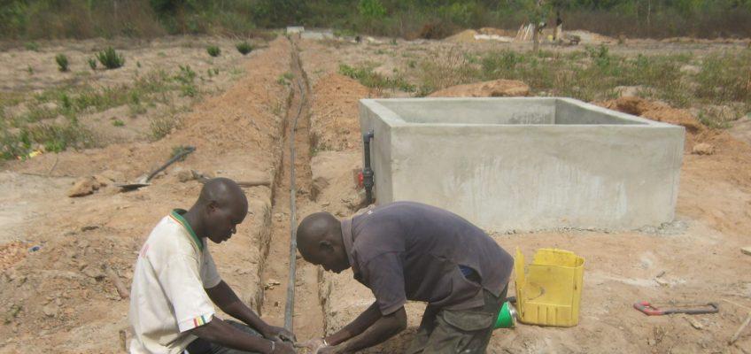 Longue vie aux systèmes d'irrigation !!!