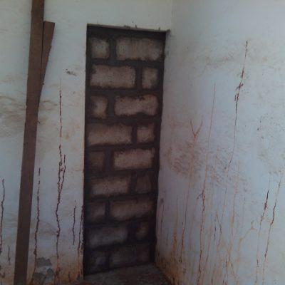 Fermeture d'une porte