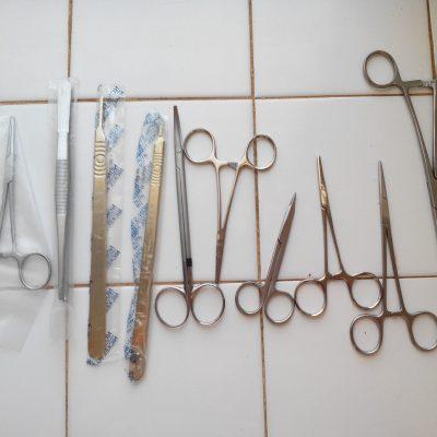 quelques instruments indispensables