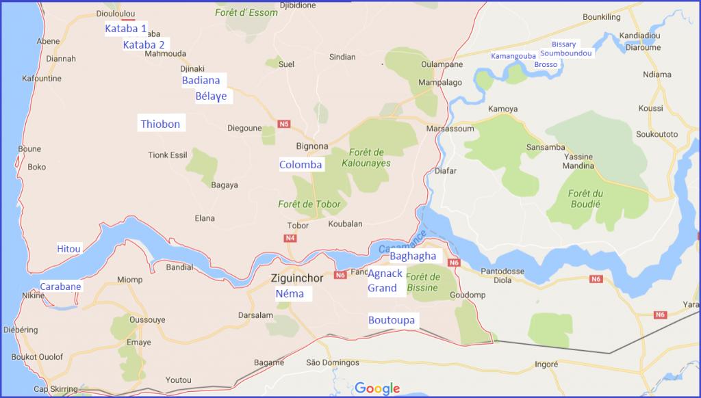 carte-casamance-villages-association