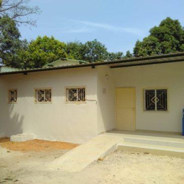 Inauguration de la maternité de Néma